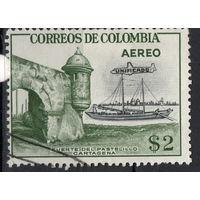 Колумбия 103
