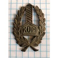 Знак корпуса охраны пограничья, Польша до 39г