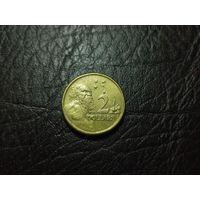 2 доллара 2009