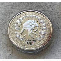Австралия 5 долларов 2000 - Кенгуру Y