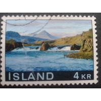Исландия 1970 ландшафты