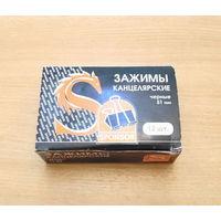 Канцелярские зажимы Sponsor SBC51 (Германия). Ширина: 51мм. Количество: 12 штук. Комплект: коробка.