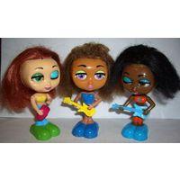 Куклы из МакДональдса