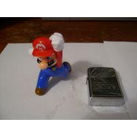 Марио он же Super Mario Nintendo MCdonalds