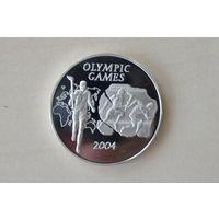 Гана 500 сика 2003 (серебро) ХХVIII летние Олимпийские Игры,Афины 2004