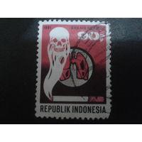 Индонезия 1991 курение табака