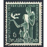 1936 - Рейх - Конгресс в Гамбурге Mi.622_ гаш