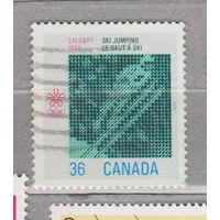 Спорт Олимпийские игры Канада 1987 год лот  17