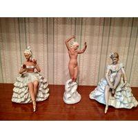 Статуэтка ГДР балерина