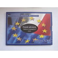 Франция, 6,55957 франков, 1999, серебро