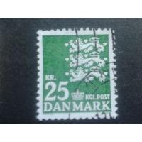 Дания 1962 герб