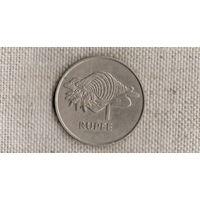 Сейшельские острова /Сейшелы/ 1 Большая рупия 1977 / Фауна/ //(GB)/