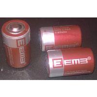 Батарейки 3,6 Вольт. ((4 батарейки. Читайте описание)) Литиевые НОВЫЕ. ER14250M Size 1/2AA. 3,6V EEM3 (Half AA, SAFT, LS14250, Tadiran, TL5101, UL142502P)