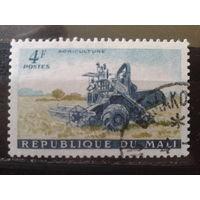 Мали 1961 Косилка