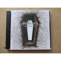 CD METALLICA - Death Magnetic (2008, буклет)