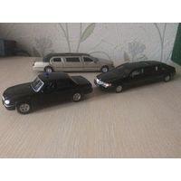 Лимузин Lincoln Town Car Волга кортеж