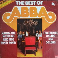 ABBA /The Best Of/1975, Polydor, LP EX, Holland