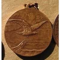Медаль .Германия..Деньги на развитие авиации.(2)