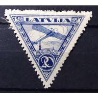 Латвия стандарт авиапочта 1921