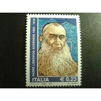 Италия 2007 руководитель ордена францисканцев