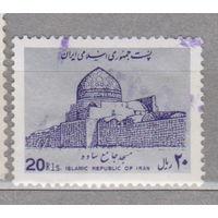 Иран Мечеть архитектура  1988год  лот 1