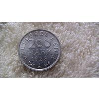 Германия 200 марок 1923г. А.  распродажа