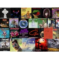 Фирменные диски CD западного рока