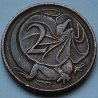 2 цента 1966 г, Австралия