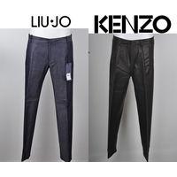 Мужские льняные брюки брендов KENZO, LIU JO, 100 % оригинальные
