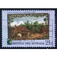 Австралия 1982 Mi# 802 (AU018) гаш.