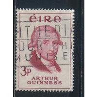 Ирландия Респ 1959 Артур Гиннесс 200 летие основания пивного бренда #142