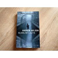 Книга на польском Andrew Wilson - Klamliwy jezyk
