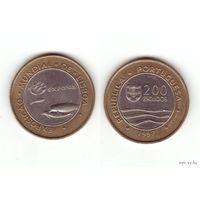 200 escudos 1997 г. Expo, 98