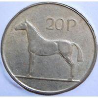 Ирландия 20 пенсов 1998 год