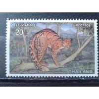 Таиланд 1975 Фауна**