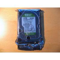 Жесткий диск Western Digital WD Caviar Green 1,5 TB (WD15EADS)