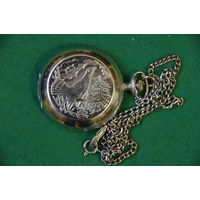 Часы карманные  Молния   ( РАБОЧИЕ )