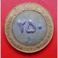 65-21 Иран, 250 риалов 1999 г.