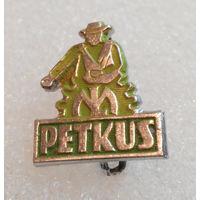 Значок. Петкус (PETKUS). Германия  #0122