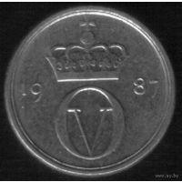 10 эре 1987 год Норвегия