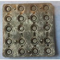 Токопроводящая резина для кнопок ПДУ