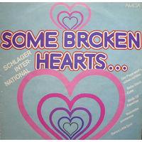LP Some Broken Hearts - VARIOUS ARTISTS (1982)