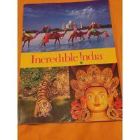 Incredible India/ О достопримечательностях Индии