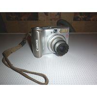 Фотоаппарат Canon PowerShot A530.