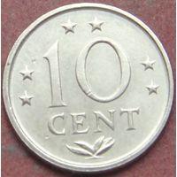 6518:  10 центов 1978 Антиллы