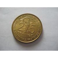 Того 25 франков 1957г