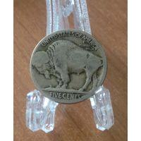 5 центов индеец 1926
