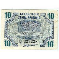 Германия, 10 пфеннингов 1947 год. - RедкаЯ -