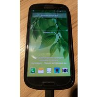 Смартфон  SAMSUNG Galaxy S3Duos 16GB(iGB (i9300)
