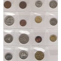 Монеты Сингапура. Возможен обмен